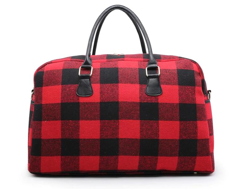 Florence Weekender Bag - 2 Colors!