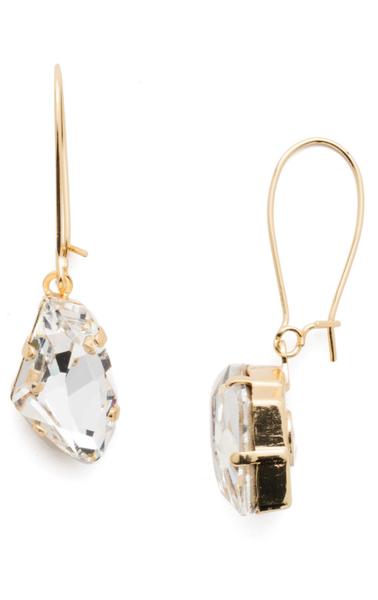Sorrelli Darla Crystal Dangle Earrings