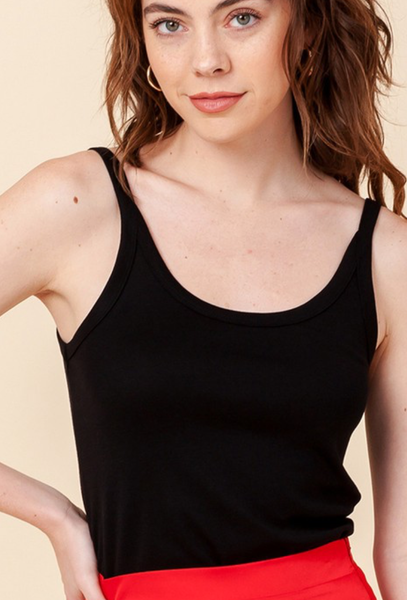 Meredith Tank - 5 Colors!
