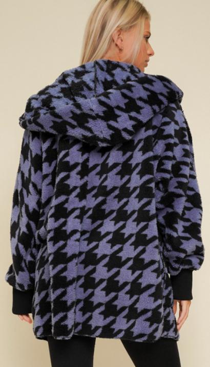 Cozy I'm Just Sayin' Hooded Jacket