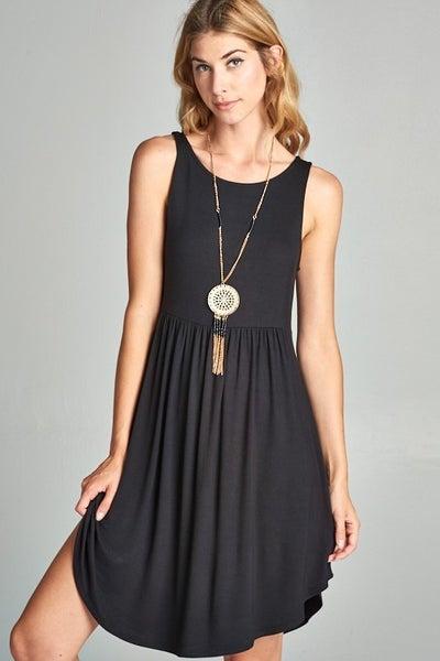 SIMPLY PUT BABYDOLL DRESS