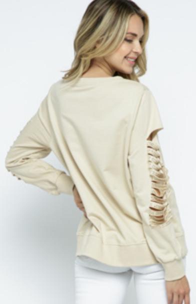 It Comes Natural Sweatshirt - 3 Colors!