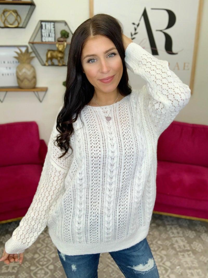 Montana Winter Sweater