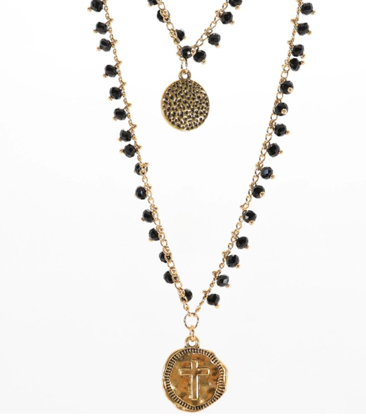 BB Lila Easy Tiger Pendant Necklace