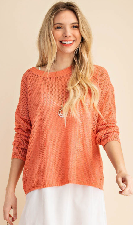 Captain Your Fashion Sweater- 2 Colors!