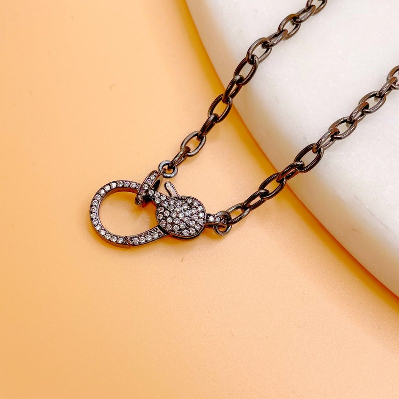 """18"""" Lobster Claw Clasp Necklace - Charmed Collection"""