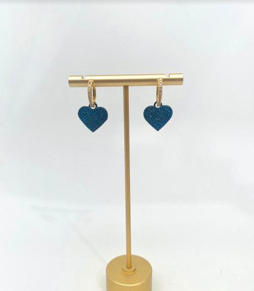 Melania Clara Kamila Earrings Gold - 4 Colors!