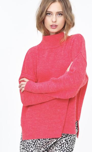 Luxy Turtleneck Sweater