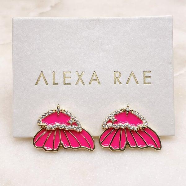 By Alexa Rae Fly Away Earrings - 5 Colors!