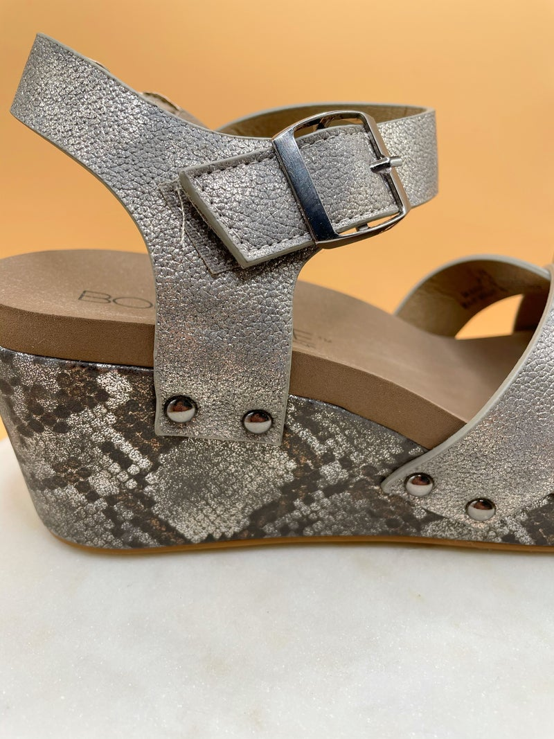 Corky's Flax Wedges- 3 Colors!