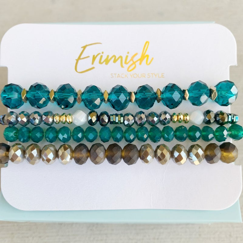 Erimish 5 Piece Stack