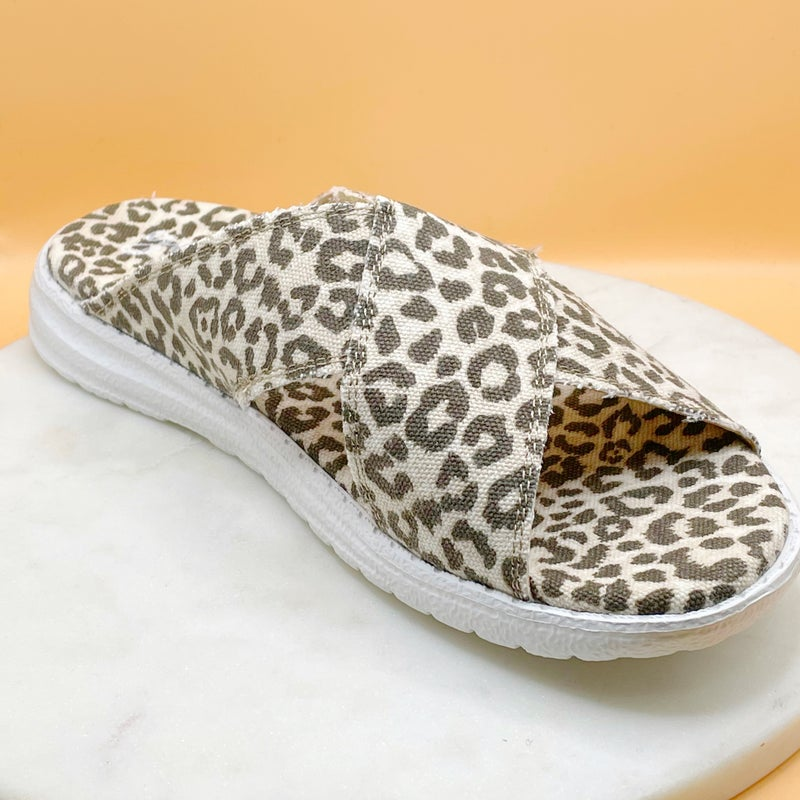 Gypsy Jazz Ocean Prints Sandals- 2 Colors!