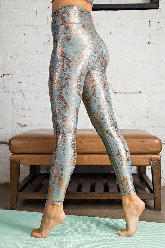 Bronzing Leggings