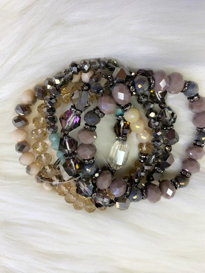 Multi-Color Stretch Bracelet