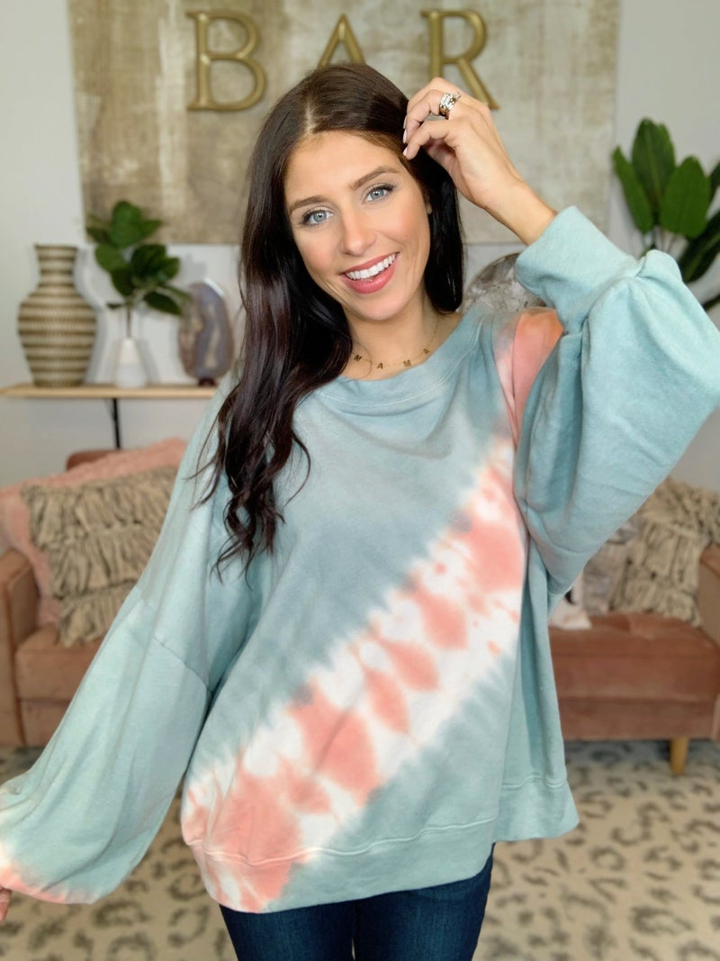 If You Sage So Sweater - 2 Colors!