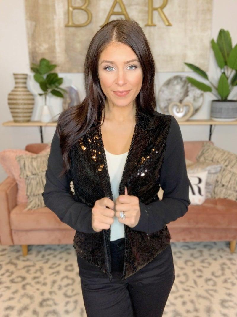 Shania Vibes Jacket - 2 Colors!