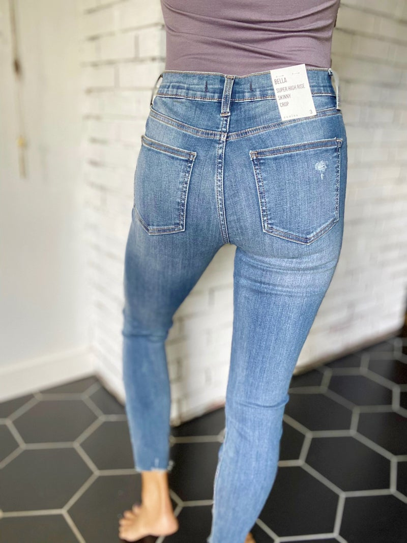 Bella Ankle Skinny Jeans