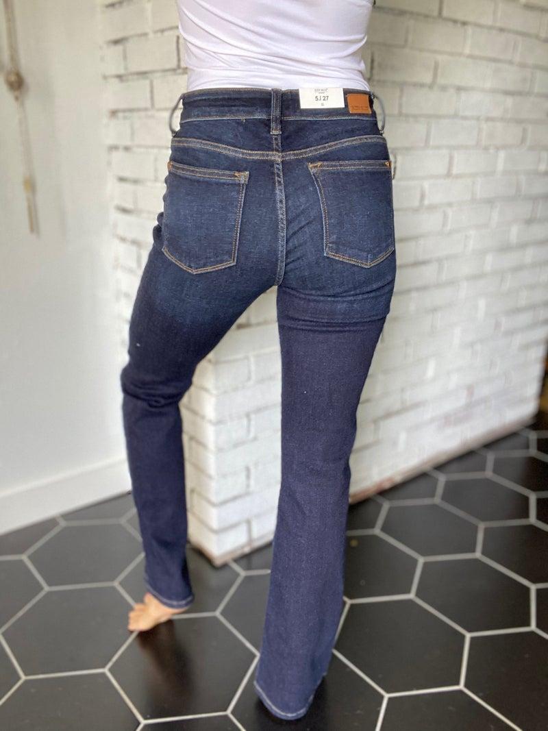 Judy Blue Dark Denim Bootcut Jeans