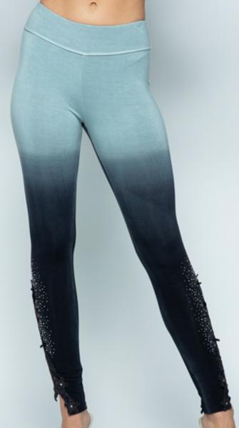 Deep Blue Sea Leggings - 2 Colors!
