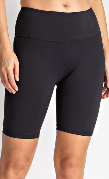 Get Back What You Give Biker Shorts -  2 Colors!