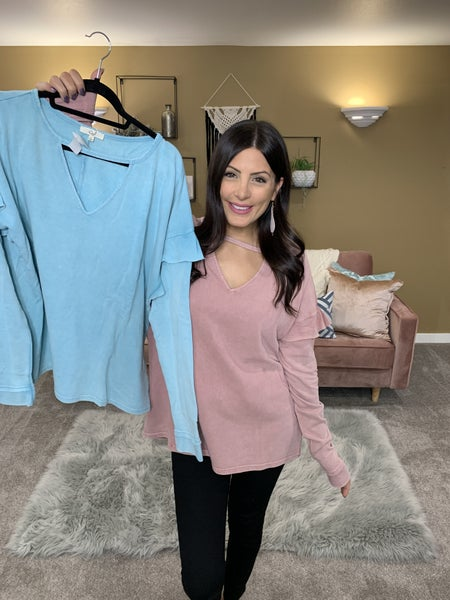 2 Colors! Today Is The Day Pullover