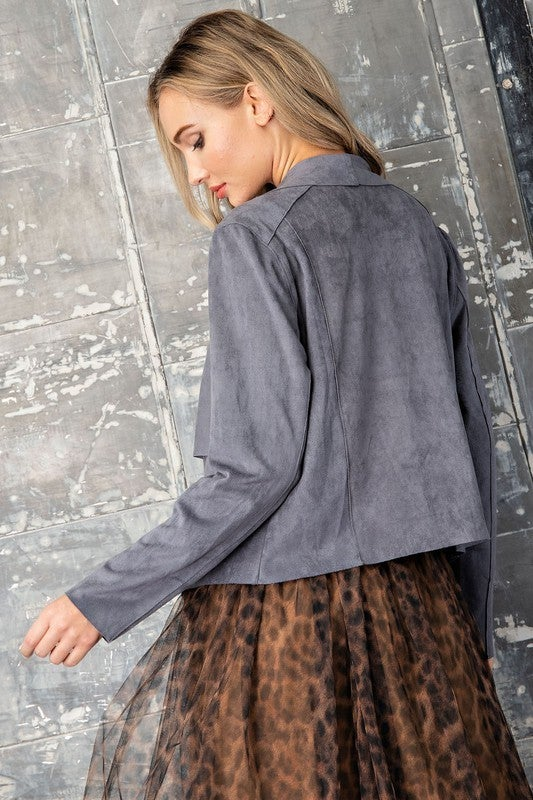 Girl Flaunt It Jacket - 3 Colors!