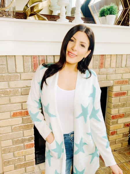 Written In The Stars Cardigan - 3 Colors!