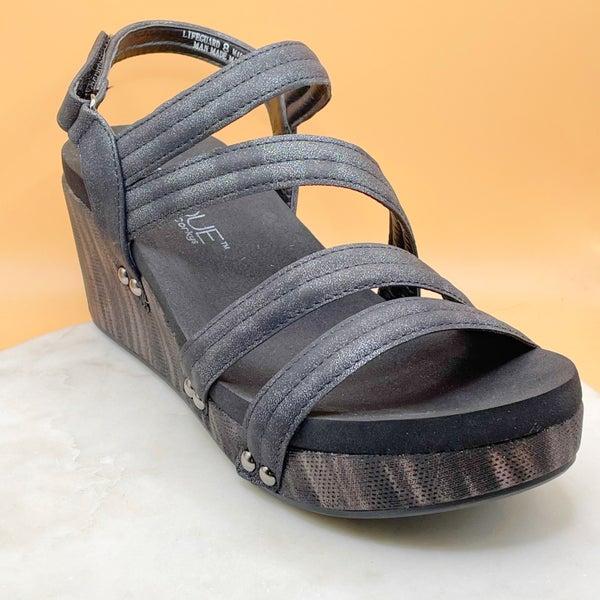 Corky's Lifeguard Platform Sandals - 3 Colors!