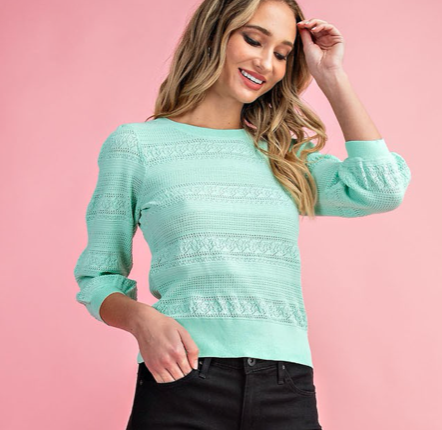 Hold On Tight Sweater - 4 Colors!
