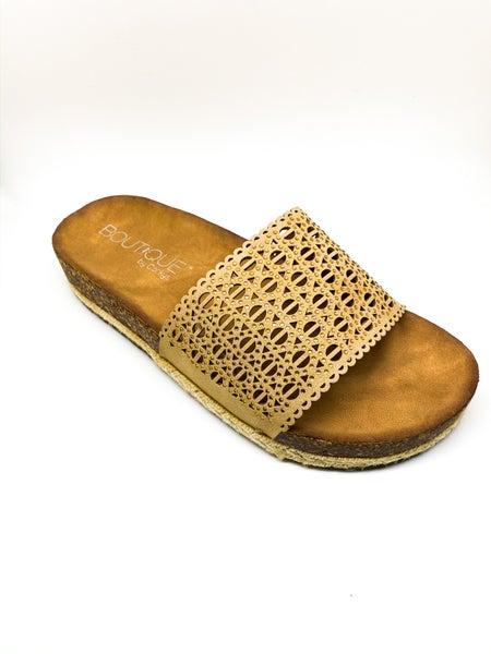 Corky's Elm Sandal