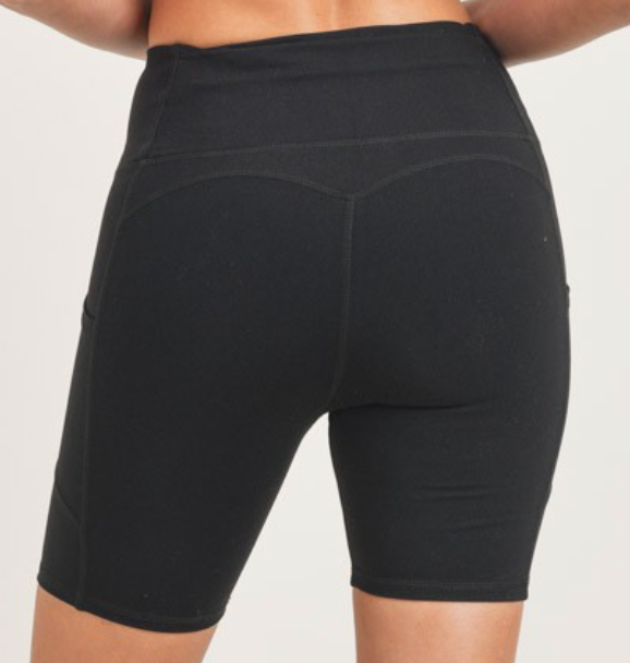 Sweetheart Biker Shorts