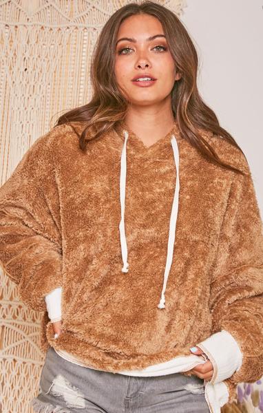 Snuggle Bear Hoodie