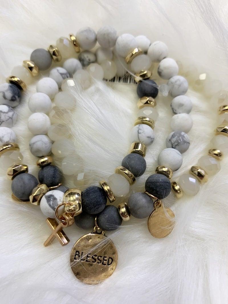 Triple Blessed Bracelet