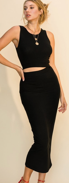 All The Right Curves Dress