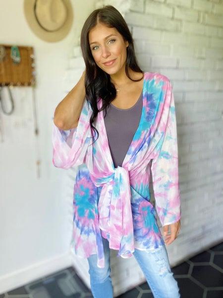 For Peach And Love Kimono - 2 Colors!