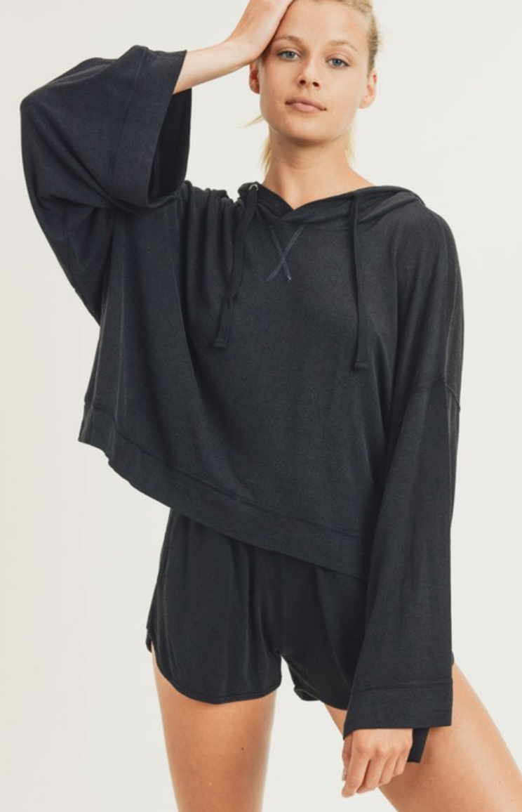 She's Cool Like That Hooded Pullover- 3 Colors!