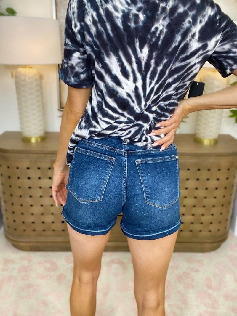 Judy Blue True Value Denim Shorts