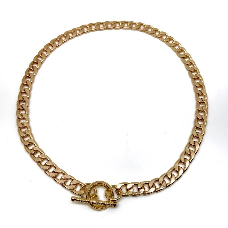"16"" Delilah Chain - Rose Gold"