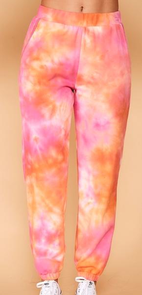 My Oh My Tye Dye Joggers