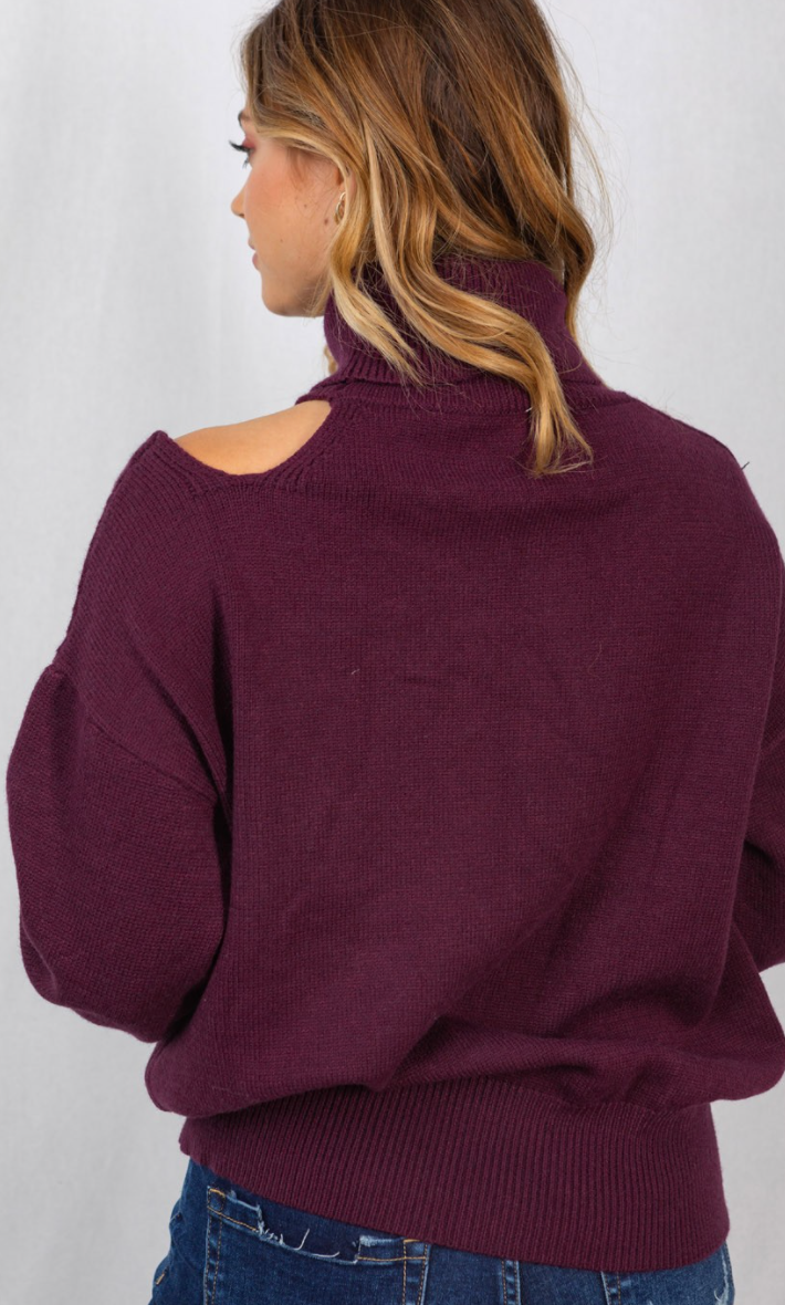 Rock The Flow Sweater