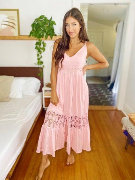 Midday Romance Dress