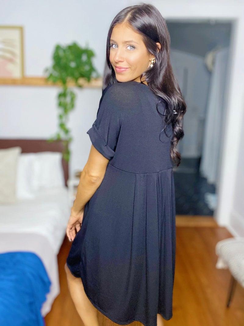 Midnight Stroll Dress
