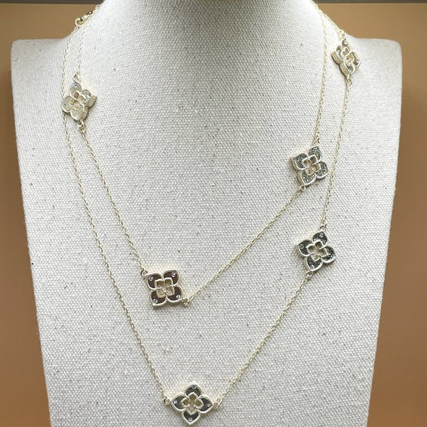 Falling In Love In Florence Necklace