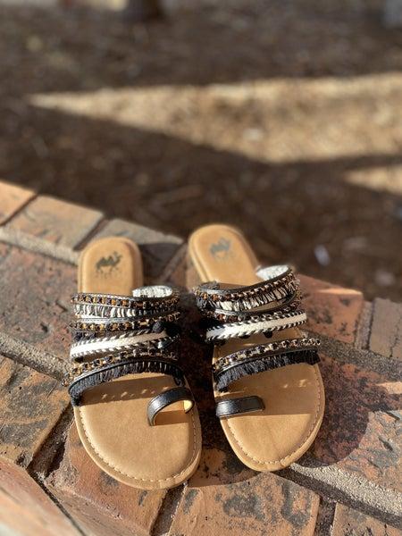 The Boho Sandal