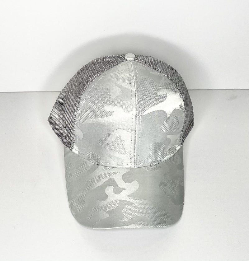 Camo Messy Bun Hat-2-COLORS