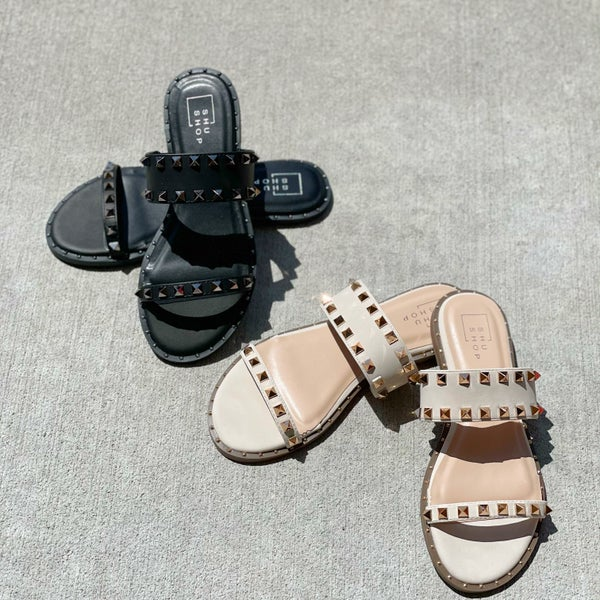 Shushop Deborah Sandals - 2 Colors!