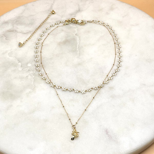 By Alexa Rae Clementine Necklace Set