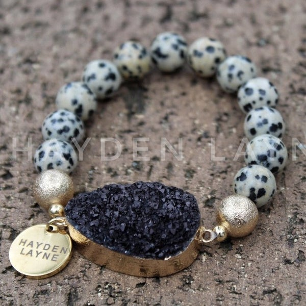 NATURAL COURAGE BRACELET
