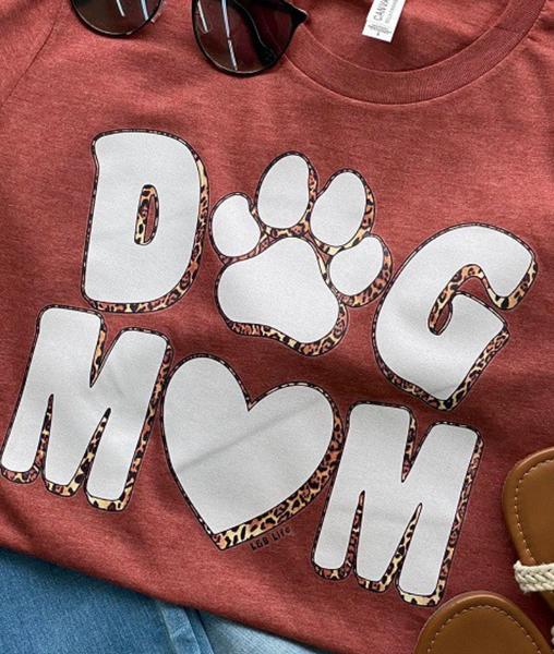 Dog Mom Tee