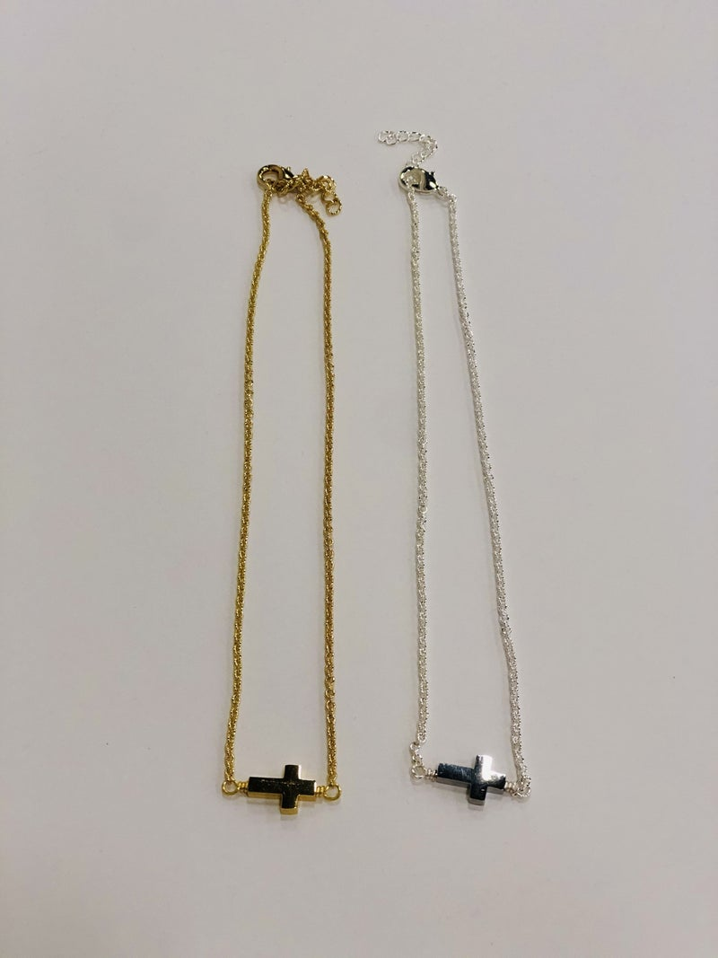 Heavenly Necklace - 2 Colors!